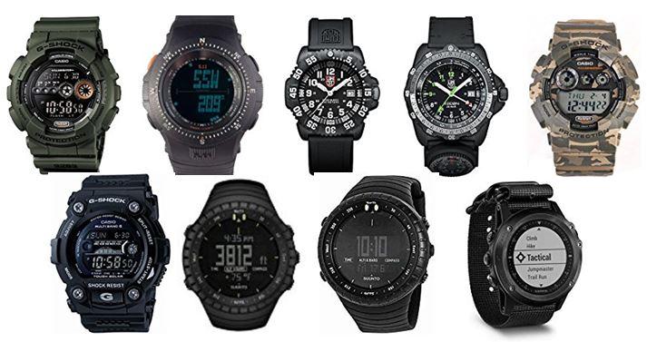 f16cf043c02a Relojes Militares » Mejores Relojes Tácticos del 2019