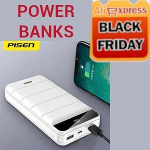 Power Banks Black friday