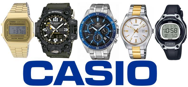 13c458bda81b « Relojes Casio para hombre y mujer » Relojes casio vintage y G-Shock