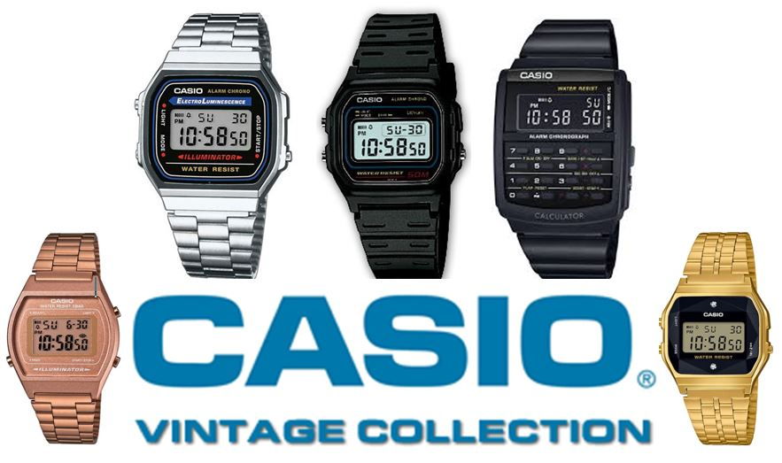 e9a89682d3e2 « Relojes casio vintage » Opiniones de los relojes retro de casio