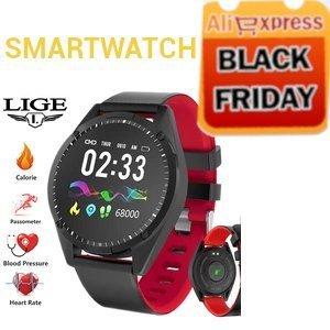 Smartwatch Aliexpress Blackfriday