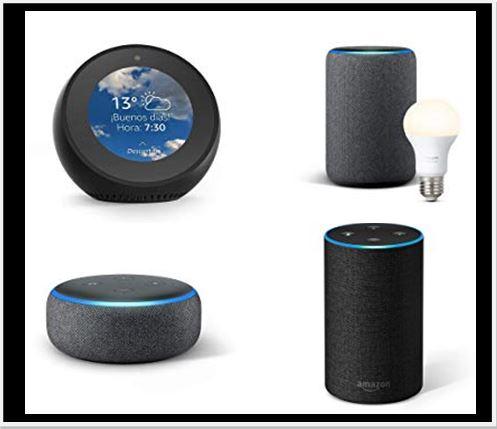 Características Amazon Echo