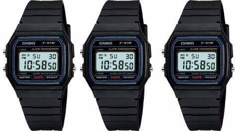 8ce5130c83eb Reloj Casio F-91W » El mejor reloj de la marca desde hace decadas