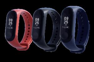 Colores de las correas Xiaomi Mi Band 3