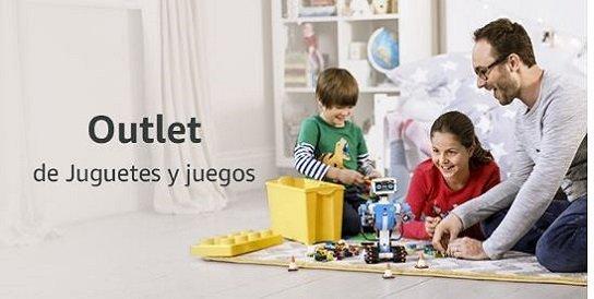 Outlet de juguetes y juegos