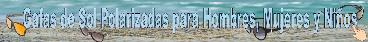 Banner gafas de sol polarizadas