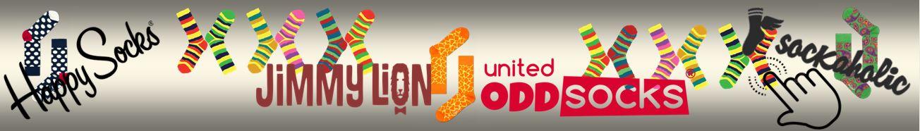 Banner pagina calcetines originales y divertidos