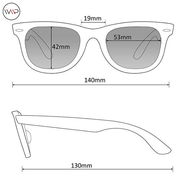 Características principales de las WearMe Pro Wayfarer