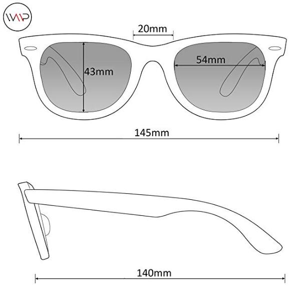 Caracteristicas WearMe Pro Lente reflectante Revo