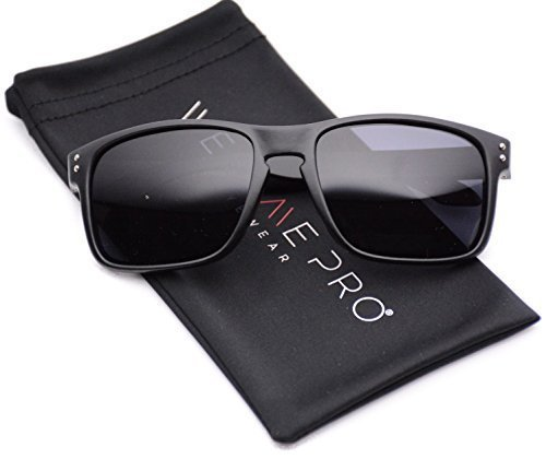 wearme pro gafas de sol prmiumestilo wayfarer clsico con lentes 1