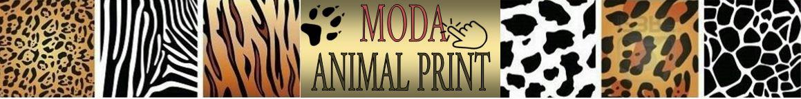 Banner Animal Print