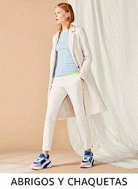 Moda Mujer - Abrigos y chaquetas