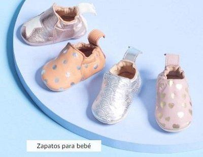 Moda Bebe Zapatos