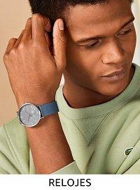 Moda Hombre - Relojes