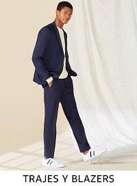 Moda Hombre - Trajes y Blazers
