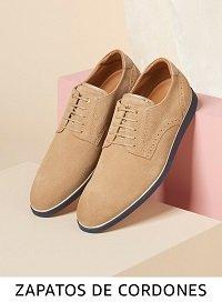 Moda Hombre - Zapatos de Cordones