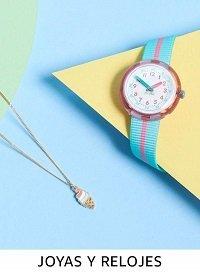 Moda Niña - Joyas y Relojes