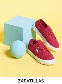Moda Niña - Zapatillas
