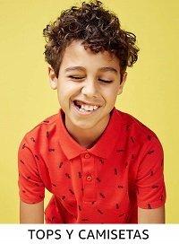 Moda Niño - Tops y Camisetas