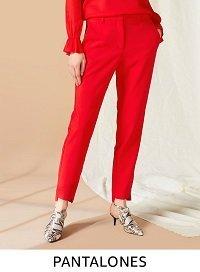 Moda Mujer - Pantalones