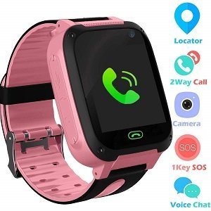Jslai Niños Smartwatch Relojes