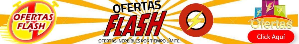 Banner Ofertas Flash