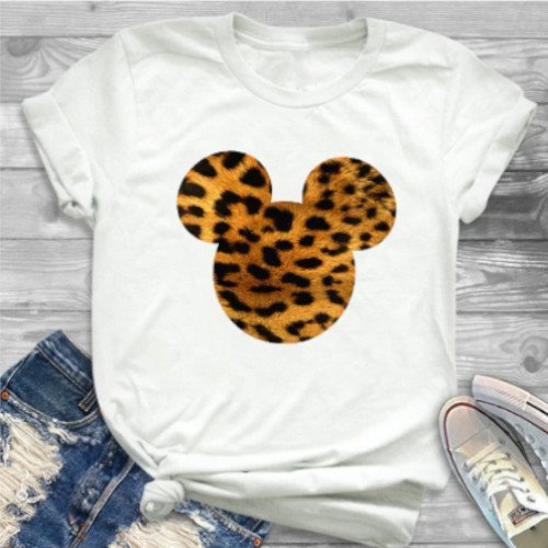 Camiseta de Minie Animal Print
