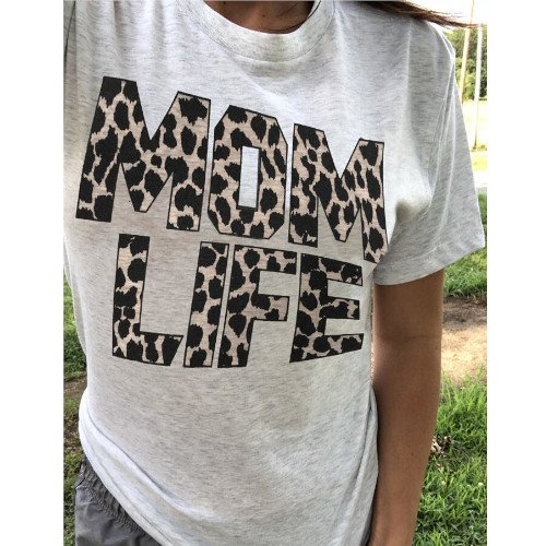 Camiseta divertida Animal Print