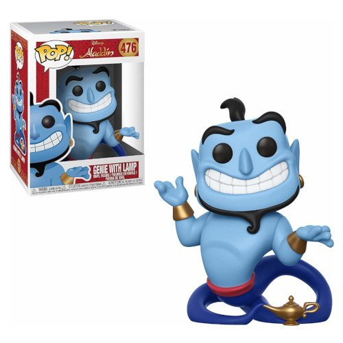 Funko Pop Aladin - Genio de la Lampara