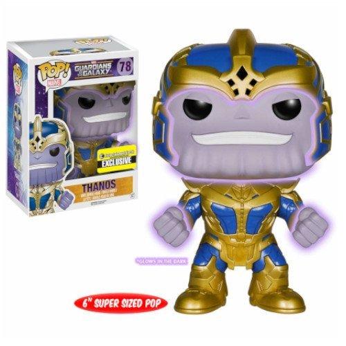 Funko Pop Guardianes de la Galaxia - Thanos