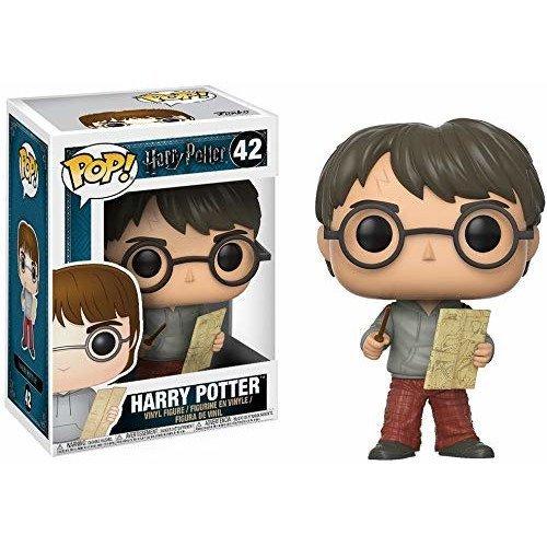 Funko Pop Harry Potter Harry Potter map