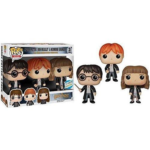 Funko Pop Harry Potter - Pack Harry