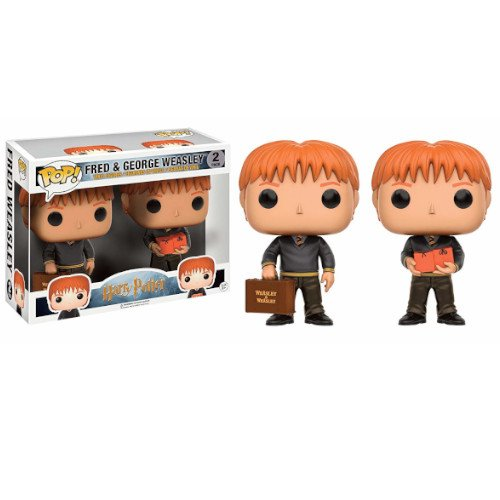 Funko Pop Harry Potter - Pack Weasley
