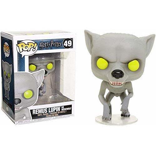 Funko Pop Harry Potter Remus Lupin Werewolf