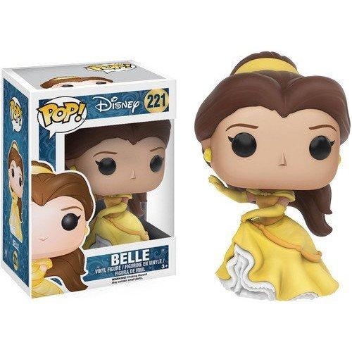 Funko Pop Princesas Disney - Bella
