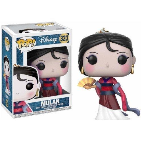 Funko Pop Princesas Disney - Mulan