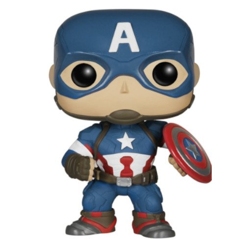 Funko Pop Vengadores - Capitan America