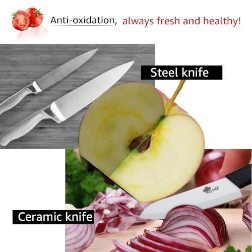 Cuchillos anti bacterianos