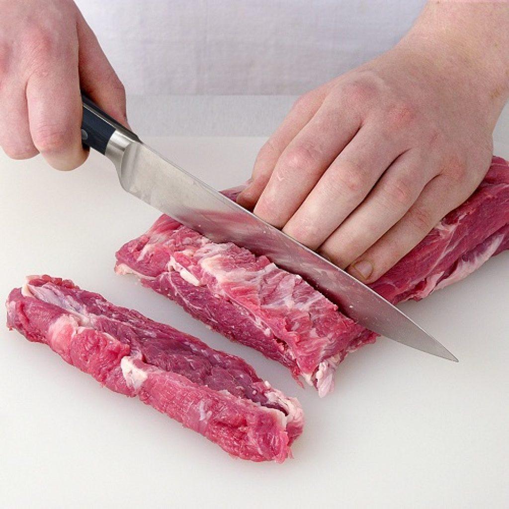Cuchillos profesionales para carne