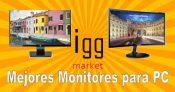 Monitores para PC Curvos y 4K con Consejos de Compra