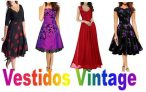 Vestidos Vintage para Bodas y Fiestas